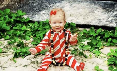 Jessica Simpson Daughter