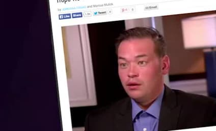 """Jon Gosselin: Outraged at Kate Gosselin & TLC, Hopes """"No One Watches"""" New Special"""