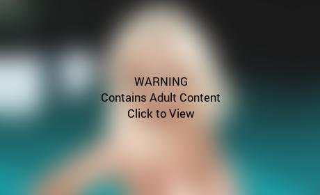 Christina Aguilera Bikini Pic