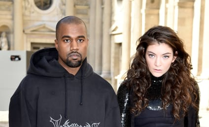 Lorde to Kanye West: You Ganked My Stage Ideas, Bruh!!