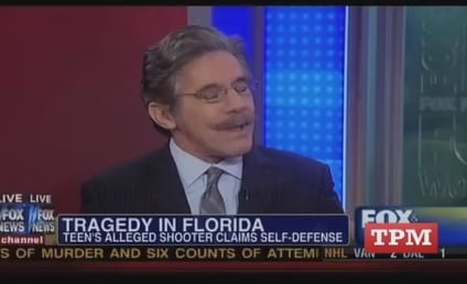 Geraldo Rivera Apology: Pundit Sort of Walks Back Trayvon Martin Comments