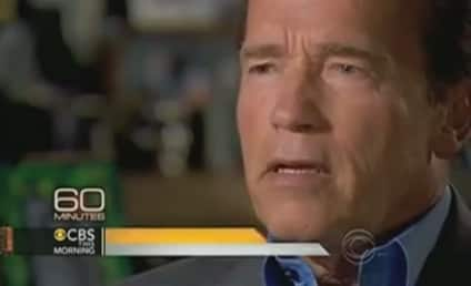Arnold Schwarzenegger Grilled on 60 Minutes, Doesn't Think He Betrayed Maria Shriver