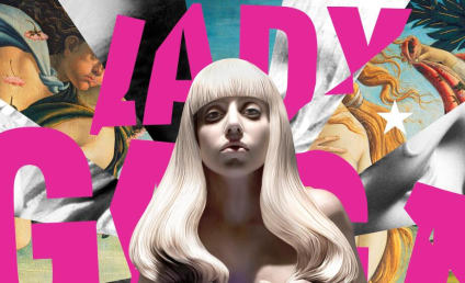Lady Gaga ARTPOP Cover: Revealed! Nude!