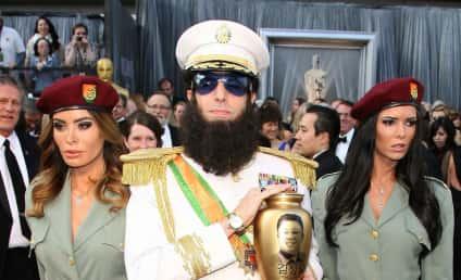 Isla Fisher: More Borat, Less Bruno