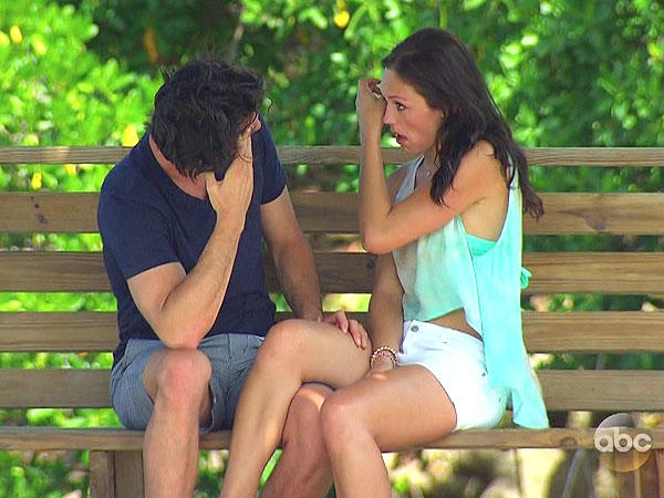 Desiree Hartsock and Brooks Forester Breakup