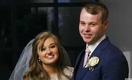 Joseph Duggar & Kendra Caldwell Wedding: First Kiss (and More) Revealed!