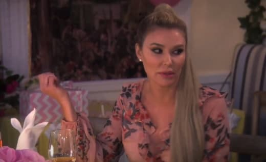 Brandi Glanville Was Told to Keep a Secret