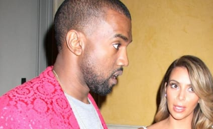 Kim Kardashian and Kanye West: Are They Living Apart?