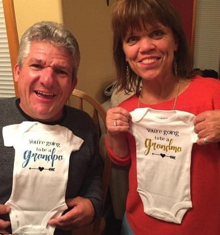 Matt Roloff and Amy Roloff