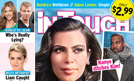 Kim Kardashian Pregnant... and Alone?!?
