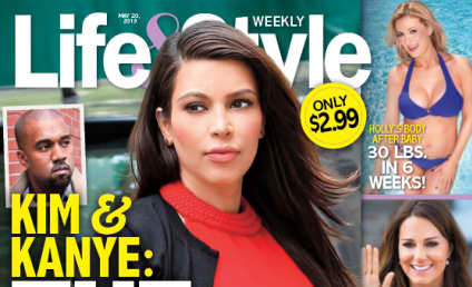 Kim Kardashian and Kanye West: Is This the End?