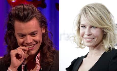 Harry Styles and Chelsea Handler split