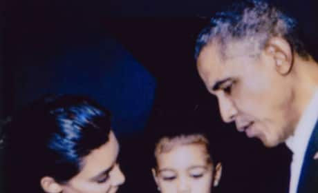 Kim, North, Barack