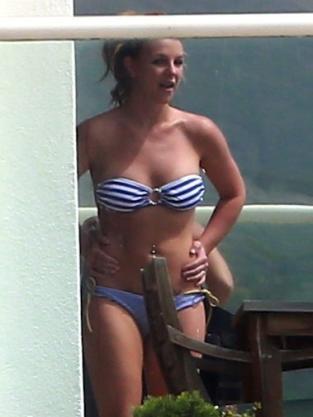Britney Spears' Hot Body
