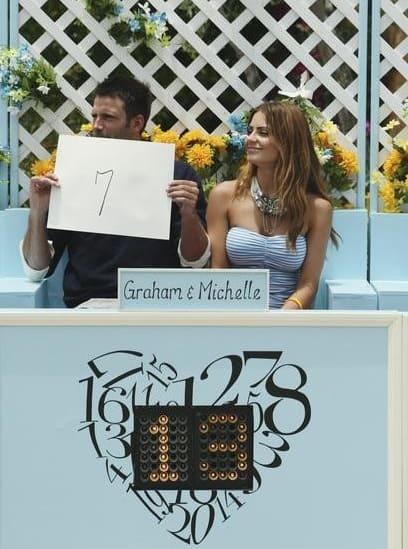 Graham Bunn and Michelle Money