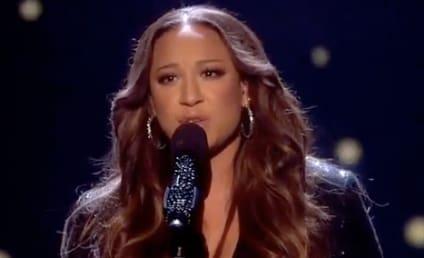 Melanie Amaro Has Nothing... But Talent!