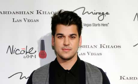 Rob Kardashian in 2011