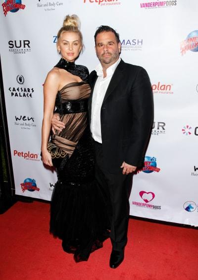 Lala Kent and Randall Emmett in 2019
