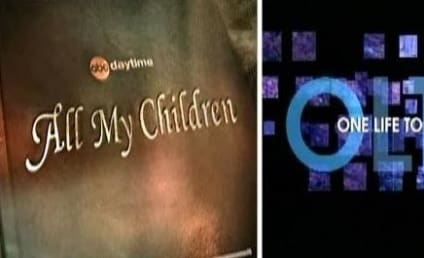 One Life to Live and All My Children: Axed by ABC
