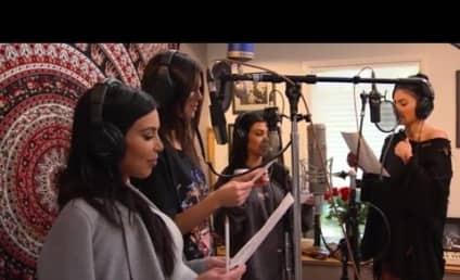 Kardashian Kids Rekord Kris Jenner Birthday Tribute
