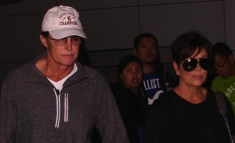 Kris Jenner and Bruce Jenner Back On?