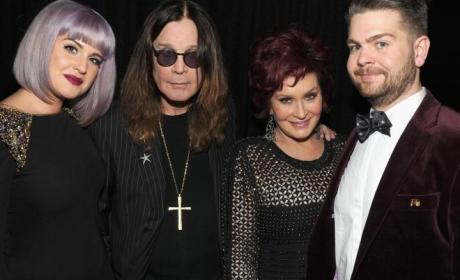 The Osbournes Return to TV!