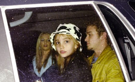 Jamie Lynn, Britney and Justin