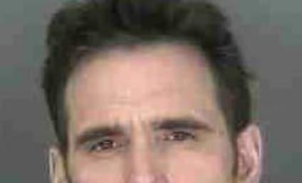 Matt Dillon Arrested For Driving Really Fast