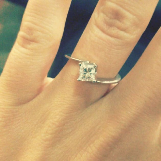 Jessa Seewald Engagement Ring