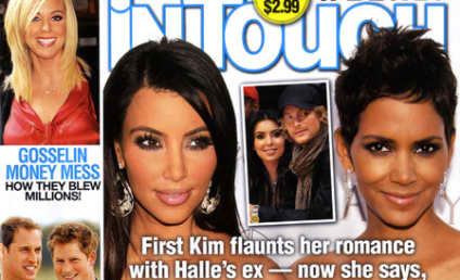Jamie Foxx and Halle Berry: Make Out Alert!