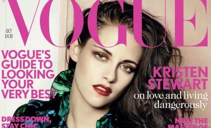 Kristen Stewart Covers British Vogue, Talks Public Image