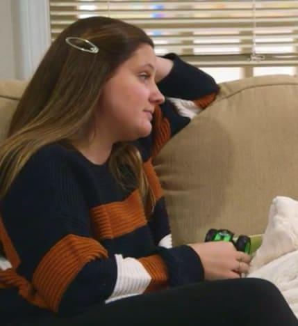 Tori Roloff on an Episode