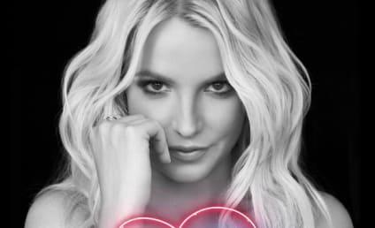 "Britney Spears ""Britney Jean"" Album Cover: Topless! Kind of Like ""Bangerz""!"