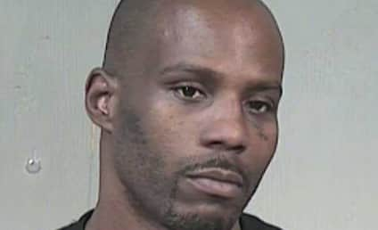 DMX Arrested... Again