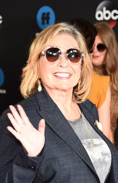 Roseanne Barr Waves