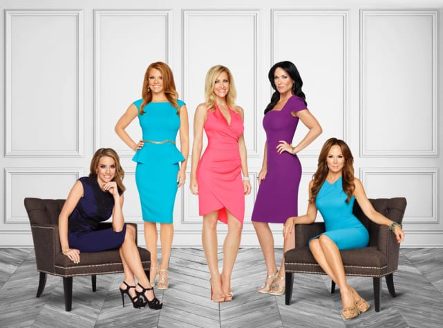The Real Housewives of Dallas Cast