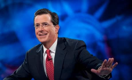 Should Stephen Colbert be appointed to the U.S. Senate?