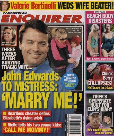 John Edwards Proposes!