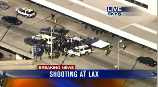 LAX shooting pic