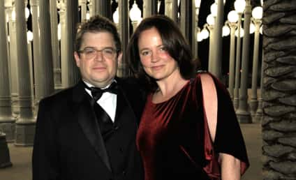 Patton Oswalt Bids Emotional Farewell to Michelle McNamara