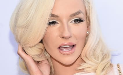 Courtney Stodden: My Mom is The Creep, NOT Doug Hutchison