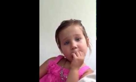 Rational Little Girl Explains Why She Isn't a Princess