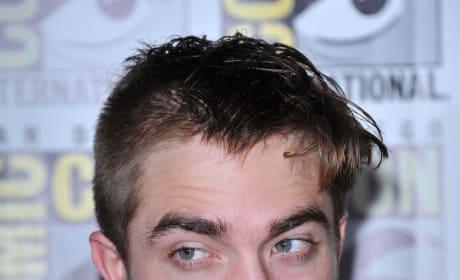 Sexy Rob Pattinson