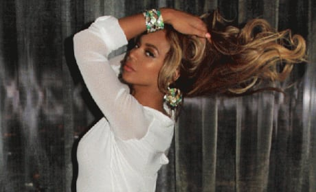 Beyonce Weight Loss Pic