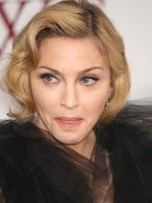 Madonna Glares