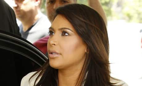 Kim Pregnant Pic
