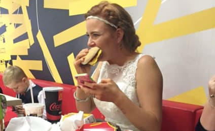 Groom Ditches Wedding for Paintball; Bride Goes to McDonald's!