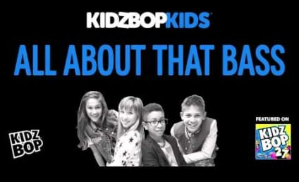Meghan Trainor Kidz Bop Song Features Seriously WTF?! Lyrics