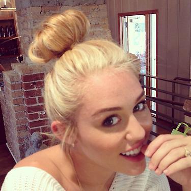 Miley Cyrus, New Hair