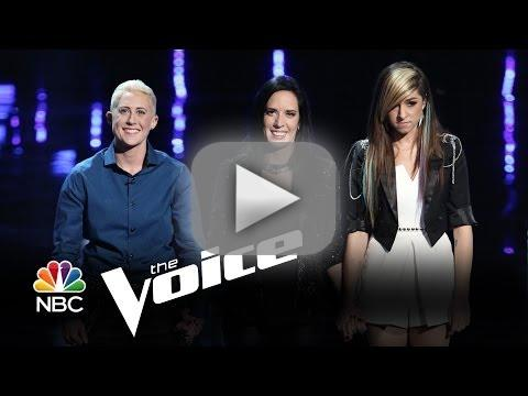 The Voice Top 5: Semifinal Results Revealed